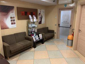 Centro Medicina Estetica Sarracco - sala di attesa